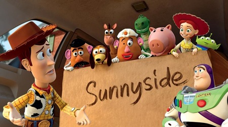 Still from Toy Story 3